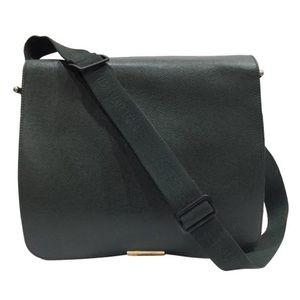 Louis Vuitton Viktor Green Taiga & Nylon Bag